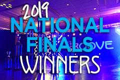 2019 National Finals Winners